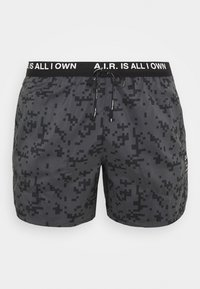 Nike Performance - FLEX STRIDE SHORT ART - Sports shorts - black - 5