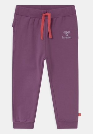 VEN  UNISEX - Trousers - chinese violet