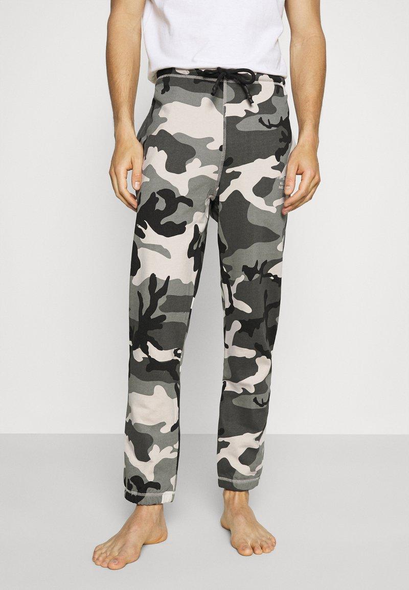 Diesel - UMLB-PETER TROUSERS - Pyjama bottoms - grey