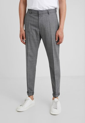 HENDRIS - Chinos - charcoal