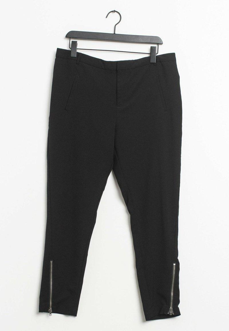 Saint Tropez - Trousers - black