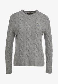 Polo Ralph Lauren - Jumper - fawn grey heather - 3