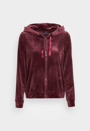 VMATHENA - Zip-up sweatshirt - port royale
