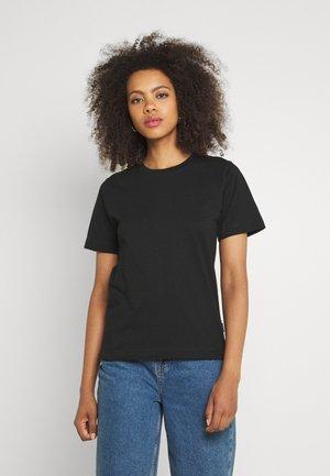 MYSEN BASE  - Basic T-shirt - black