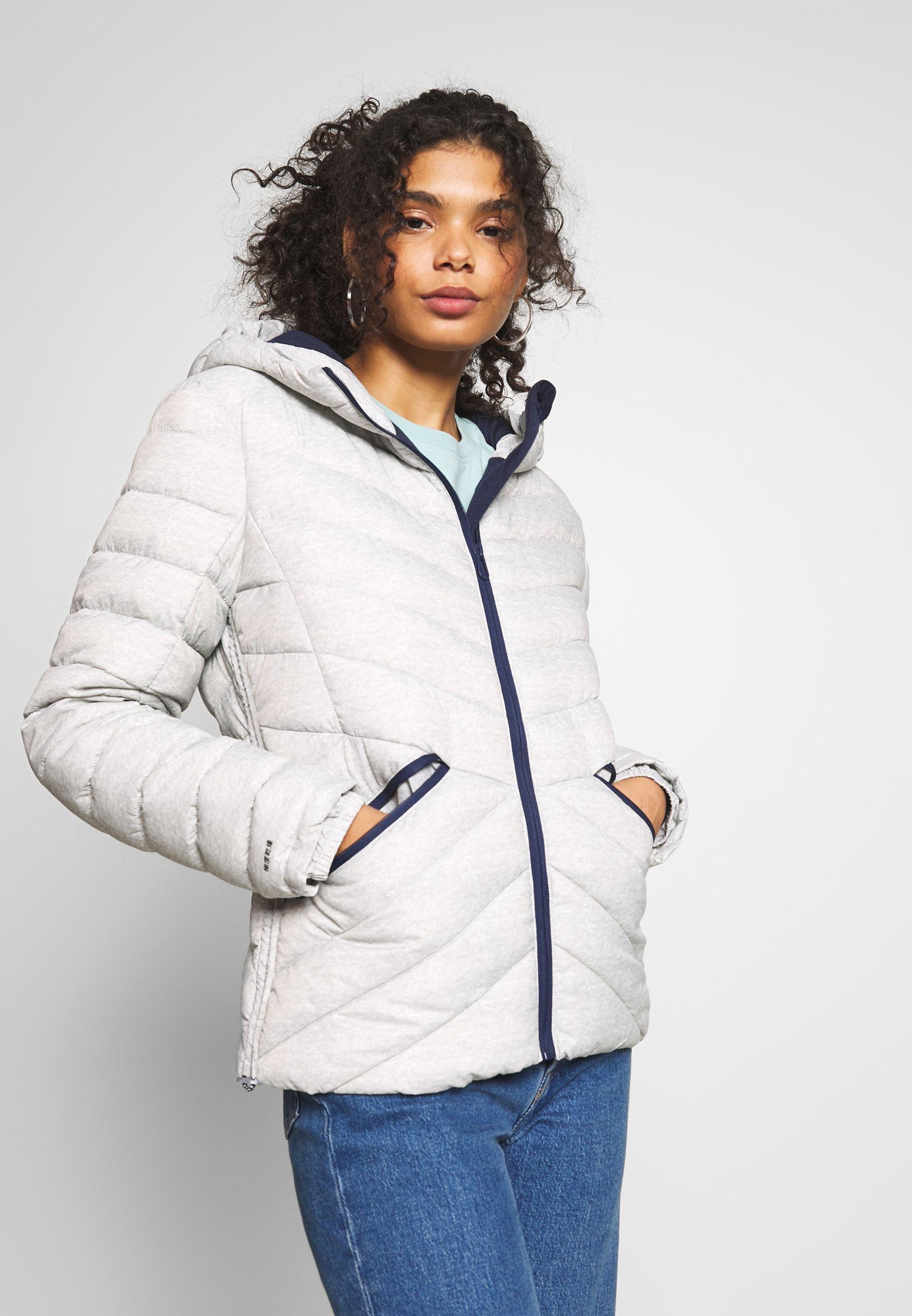Women ESSENTIALS HELIO PADDED JACKET - Light jacket