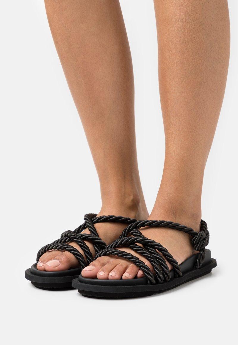 MSGM - Sandals - black