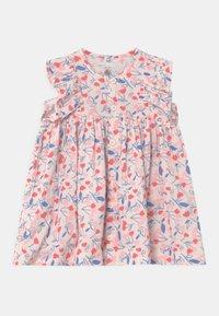 Petit Bateau - ROBE SET - Shirt dress - white/multi-coloured - 0