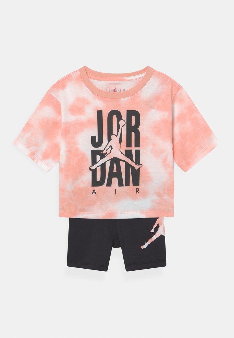 Jordan - TIE DYE SET - Leggings - black