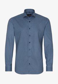 Eterna - SUPER SLIM FIT - Formal shirt - marine - 3