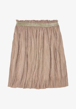 RÖCKE ROCK IN METALLIC-OPTIK - A-line skirt - original|multicolored