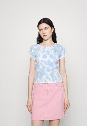 ANITAS - Print T-shirt - bright blue