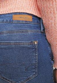 Mavi - ADRIANA - Jeans Skinny Fit - deep shadded - 5