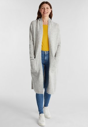 OPENFRONT - Cardigan - light grey