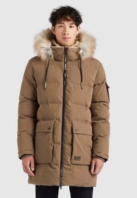 khujo - RIDLEY - Winter coat - khaki - 0