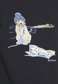 Barbour - FAIRSFIELD TEE - Long sleeved top - navy - 4