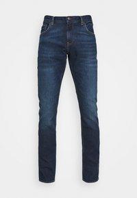 Tommy Hilfiger - SLIM BLEECKER BOWIE BLUE - Jeans slim fit - dark blue - 4