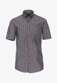Casamoda - COMFORT FIT  KURZARM  - Shirt - grey - 0