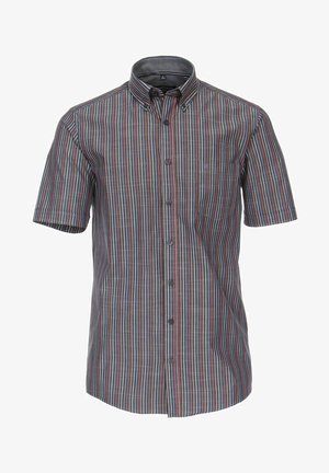 COMFORT FIT  KURZARM  - Shirt - grey