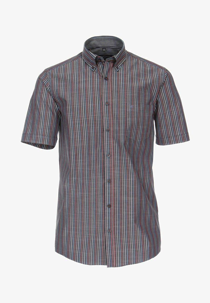 Casamoda - COMFORT FIT  KURZARM  - Shirt - grey