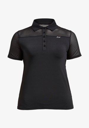 MIKO - Poloshirts - black