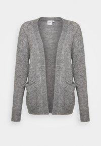 AMARA - Chaqueta de punto - dark grey melange