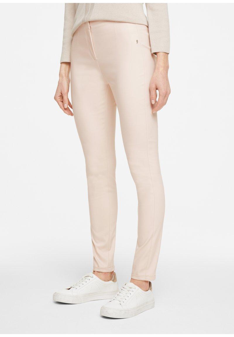comma - Leggings - Trousers - sand