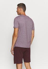 Pier One - Pyjama set - bordeaux - 2