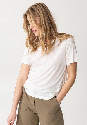 LOVA - Basic T-shirt - white