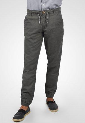 Spodnie materiałowe - granite