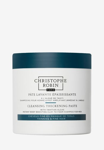CLEANSING THICKENING PASTE WITH TAHITIAN ALGAE - Hair treatment - -
