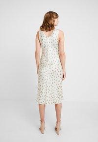 Ghost - SUMMER DRESS - Denní šaty - off-white - 3