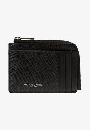 HARRISON L ZIP AROUND  - Wallet - black