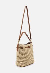 Lauren Ralph Lauren - CROCHET DEBBY - Handbag - natural/tan - 3