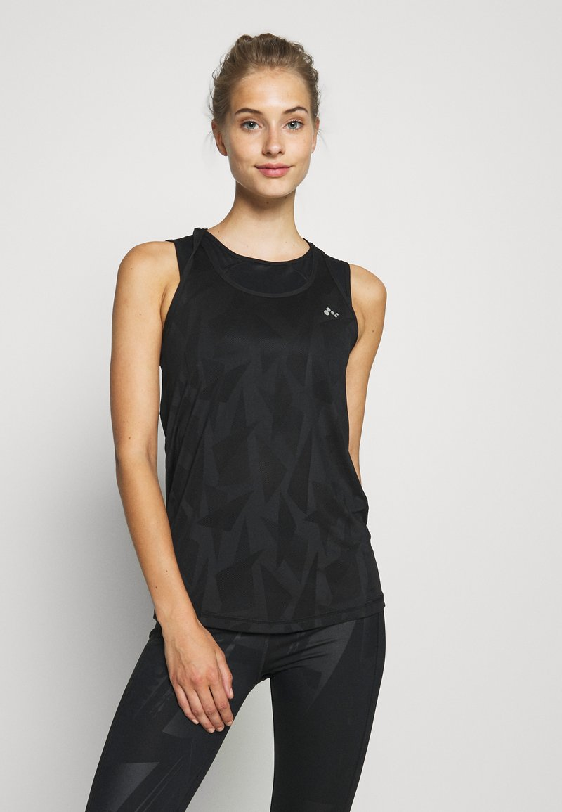ONLY Play - ONPMADON TRAINING - Top - black