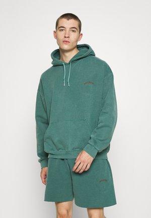 SKATE HOODIE UNISEX - Sweatshirt - deep grass green
