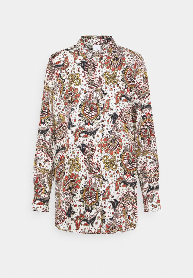 ISABEL - Button-down blouse - multi-coloured