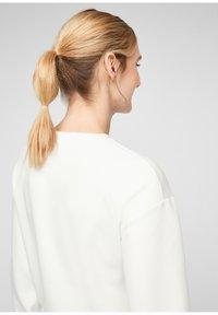 Q/S designed by - Sweatshirt - soft white - 3