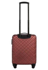 Wittchen - CLASSIC - Wheeled suitcase - burgund - 1