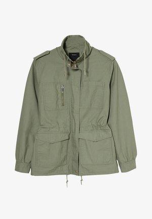 Summer jacket - grün