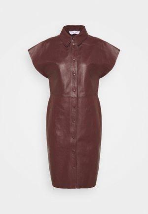 ARIAH DRESS  - Sukienka letnia - decadent choco