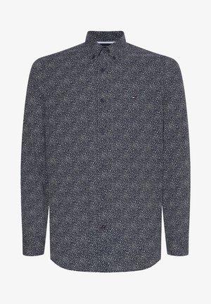 SLIM FIT  - Camisa - marine