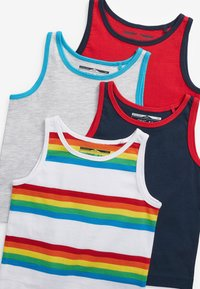 Next - 4 PACK - Top - multi coloured - 6