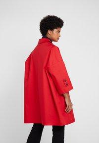 Mackintosh - HUMBIE COAT - Krátký kabát - goji - 2