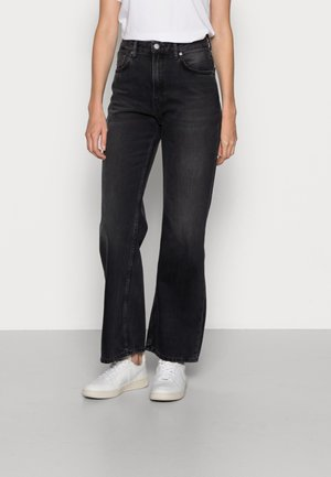 CLEAN EILEEN - Relaxed fit jeans - shimmering black
