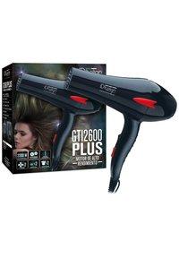 Italian Design - ELECTRICAL ITEMS HAIR DRYER GTI 2600 PLUS GRAN MOTOR AC - Hair styling accessory - black - 1