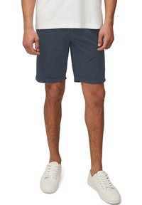 Marc O'Polo - VISBY - Shorts - total eclipse - 0
