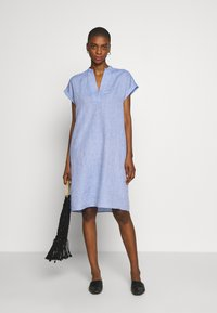 Seidensticker - MALIA  - Korte jurk - blau - 1