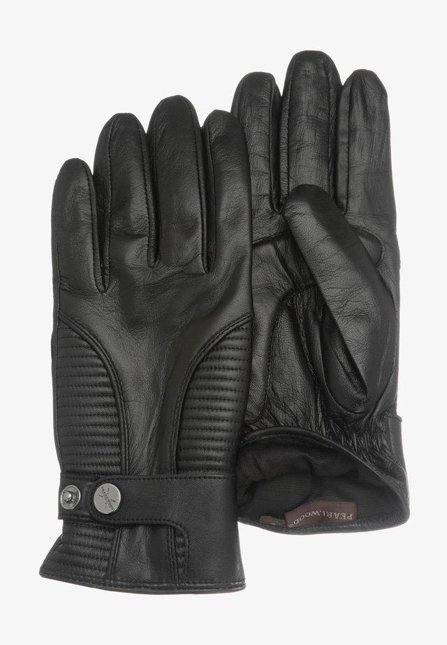 JAKE - Gloves - schwarz