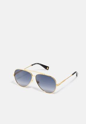 Sunglasses - yellow gold-coloured