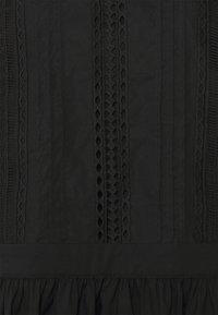 TWINSET - ABITO CON SOTTOVESTE  - Day dress - nero - 5